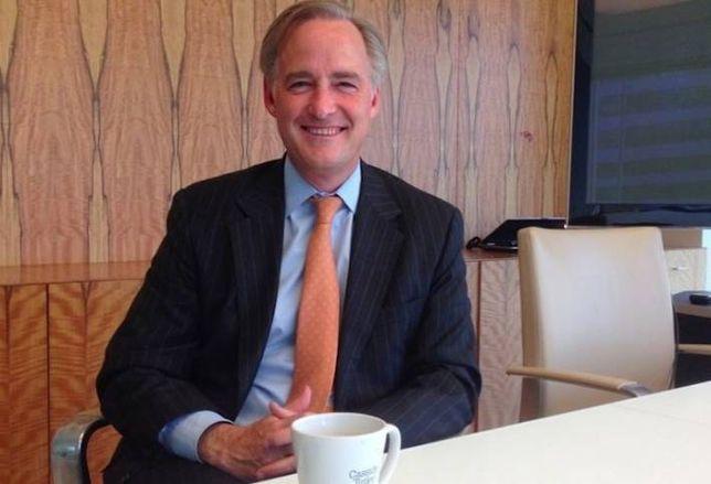 Meet New DTZ Americas Chief Exec Joe Stettinius