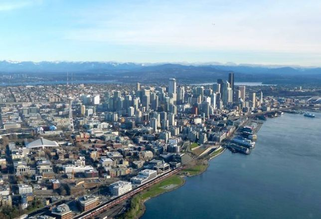 Seattle No. 1 for Job Seekers