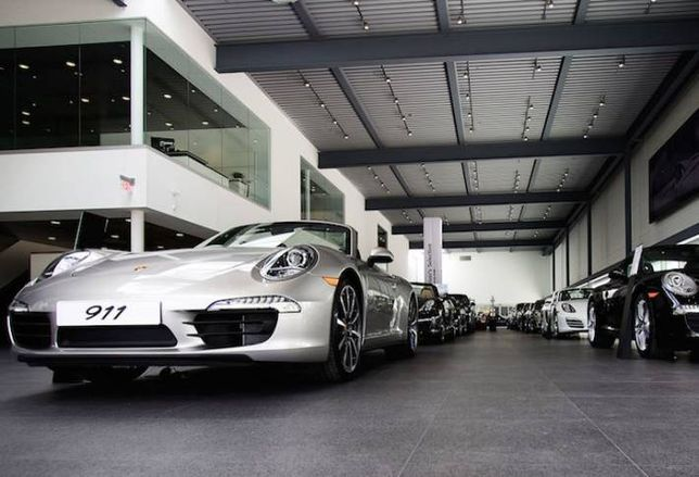 Agellan to Build a New Porsche Dealership