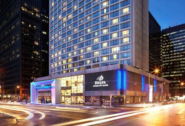 Marriott to Buy Canada's Delta Hotels