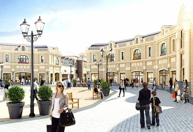 Sneak Peek: YVR's New Outlet Mall Is Unlike Anything On This Continent