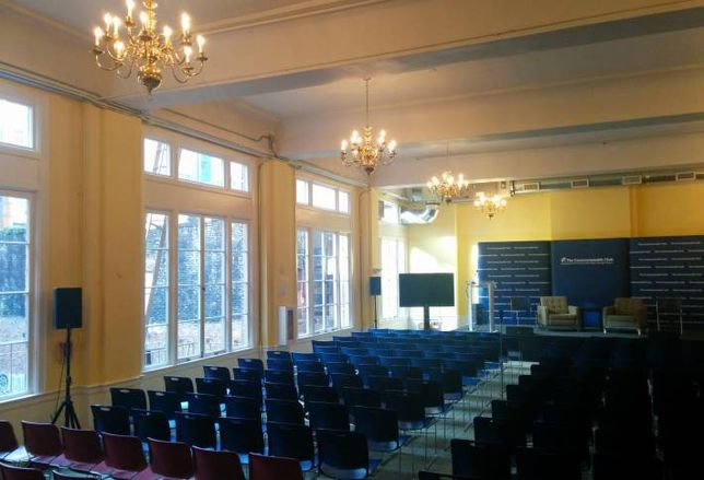 The New Commonwealth Club (For Now)