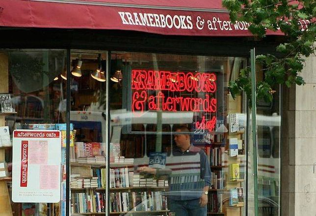 8 Independent DC Bookstores for Your Inner Bookworm