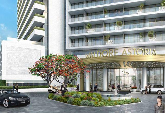 Waldorf Beverly Hills Breaks Ground