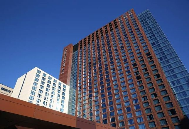 Austin's Largest Hotel Opens