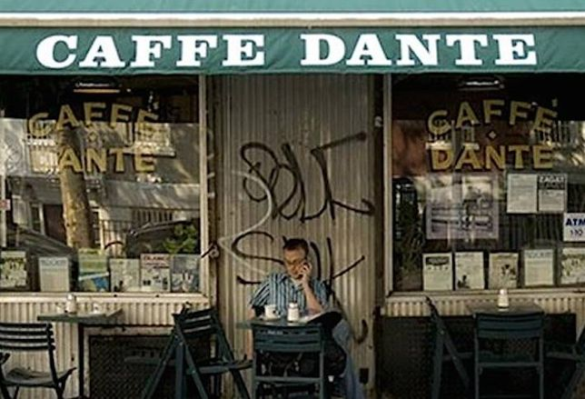 Greenwich Village Says Goodbye to Caffe Dante
