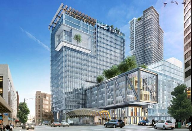 4 Vancouver Office Projects We're Watching This Spring