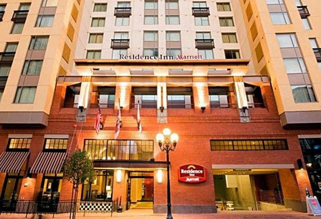 Chatham Buys Residence Inn in GasLamp District