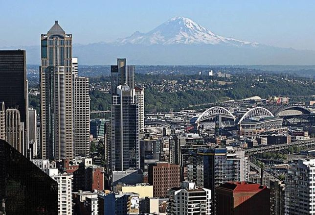 Downtown Seattle's Population Projected to Rise