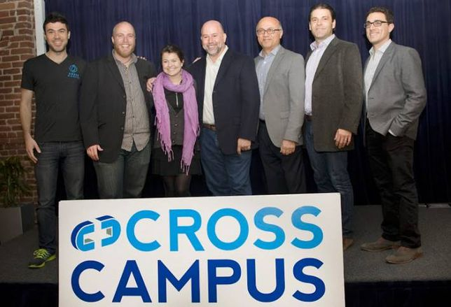 Cross Campus Coworking Space Opens in Pasadena