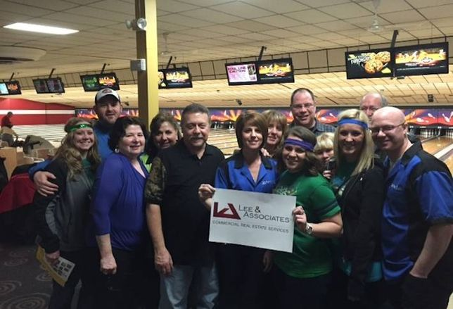 Lee & Associates Supports Special Olympics