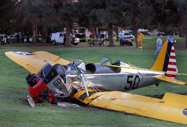 Larry Kelly's Harrison Ford Moment Remembered