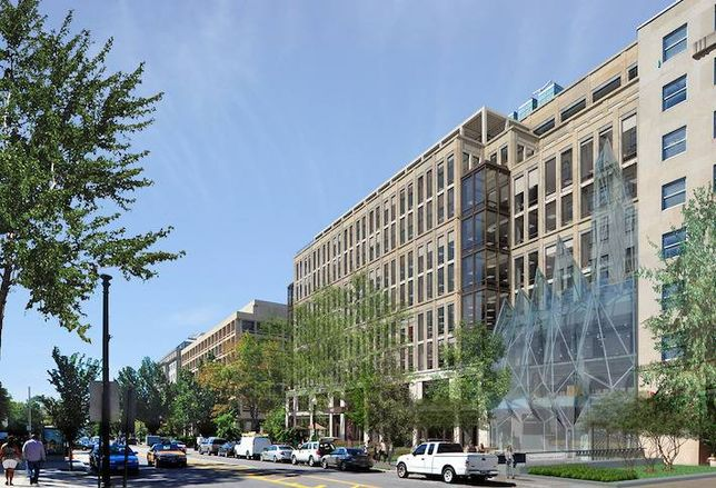 NIB Signs on at Exchange at Potomac Yard