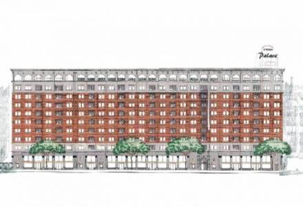 Geoff Palmer's Broadway Palace Breaks Ground