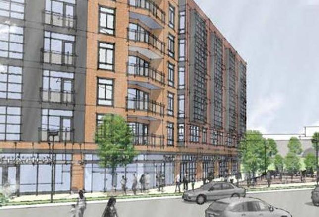 Donatelli Proposes Mixed-Use Project Next to Fort Totten Metro