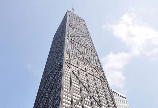New Look and Name for the John Hancock Center?