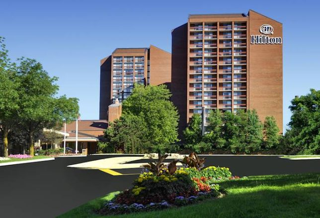 Newly Acquired Delta Meadowvale  Relaunches as Hilton