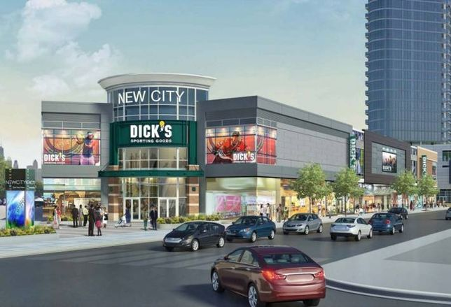 $80M Development Planned for Booming Clybourn Corridor