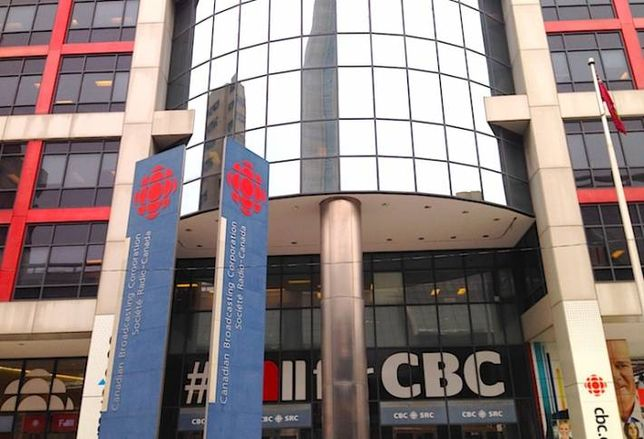 Allied Leases Up CBC Broadcast Centre