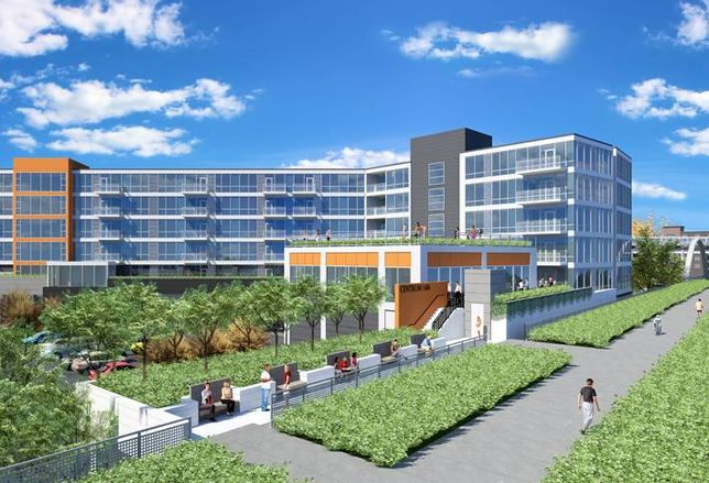 Bucktown: More Multifamily for The 606