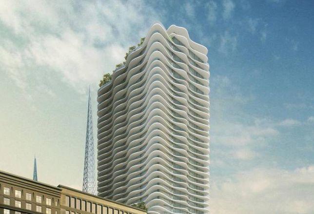 Rendering Reveal: 525 S Spring Tower