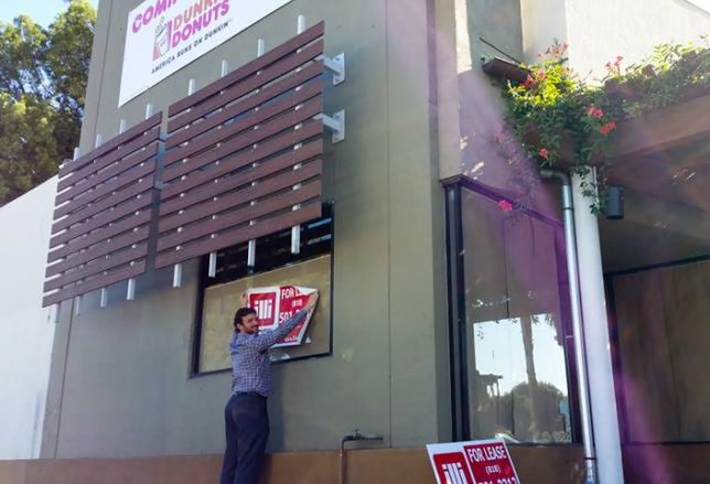 Valley Brokers Rejoice! Here Comes Dunkin!