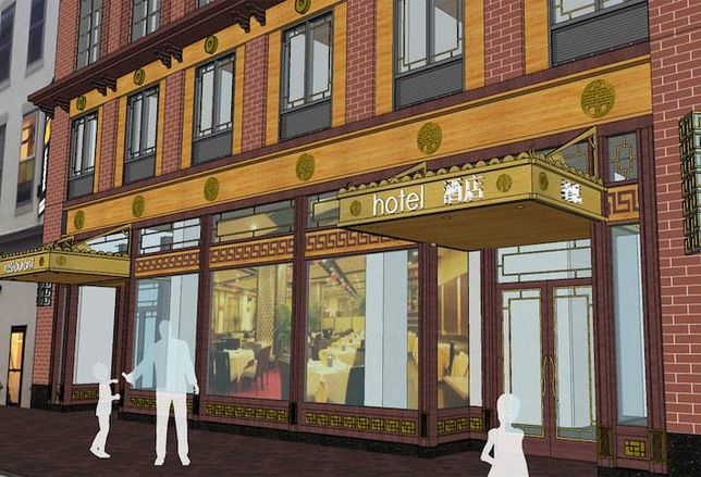 Monument Brings Micro-Hotel Concept to Chinatown