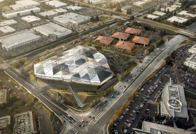 $300M Nvidia Campus Is Revived
