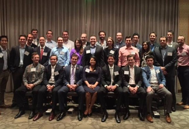 NAIOP's YPG Graduates 10th Class