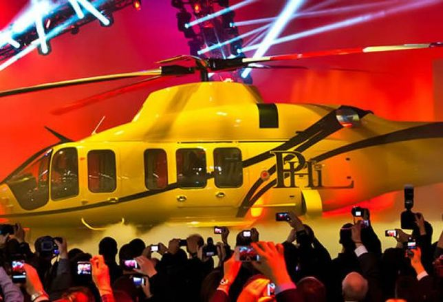 Most Luxurious Helicopter on Earth?