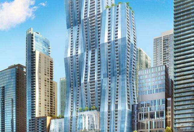 Chicago May Get a New Supertall