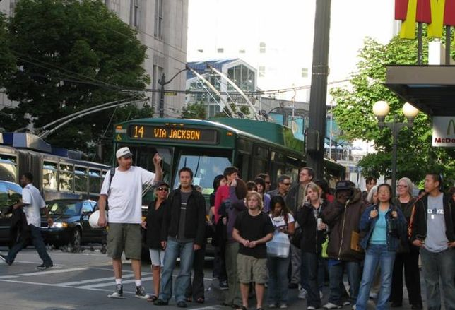 Seattle Recognized for Walkability