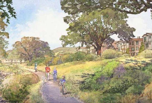 SunCal Revisits Oak Knoll Oakland Project