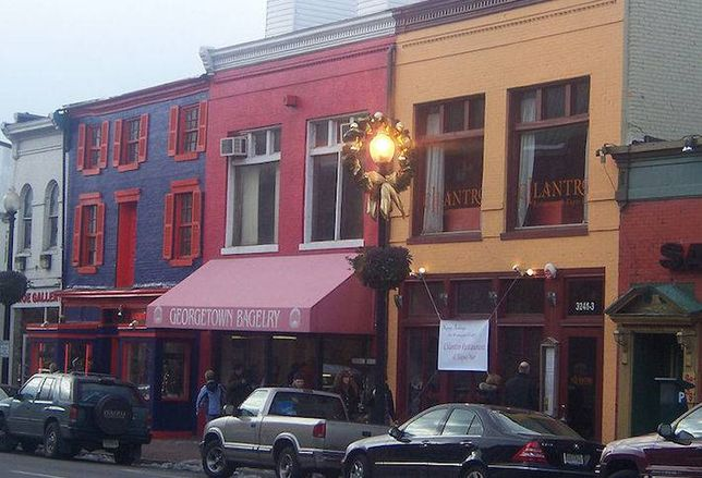 Should Georgetown Limit Chain Stores?
