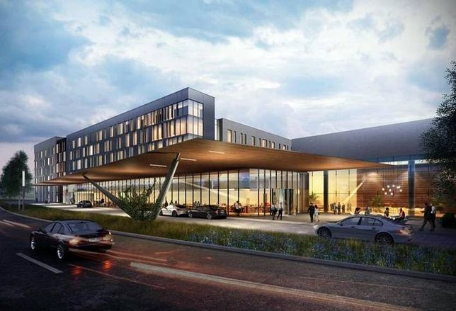 $85M Convention Center & Hotel Coming to Allen