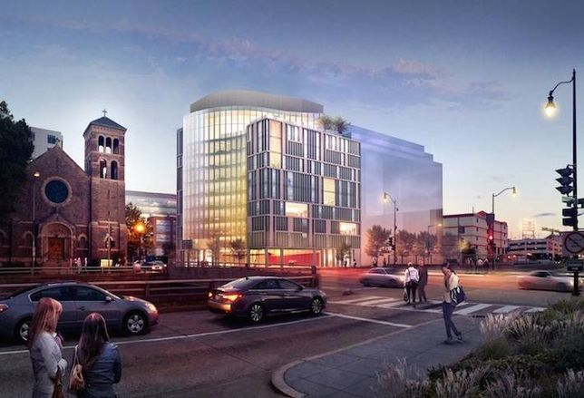 Developers Move Offices into Nationals Park Neighborhood
