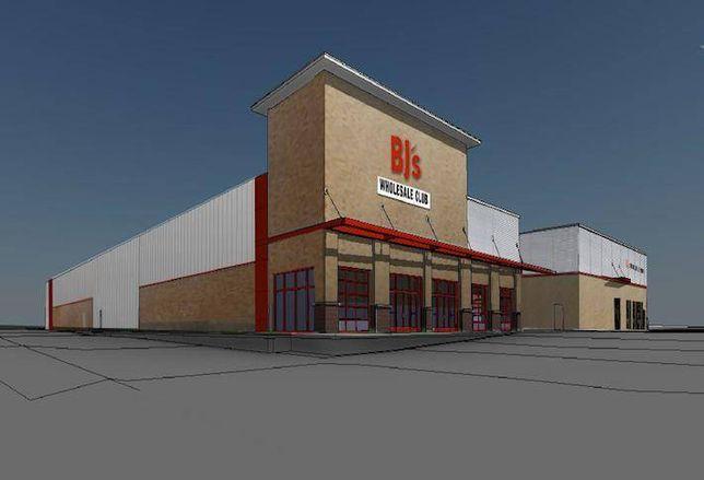 BJ's Wholesale Club Begins