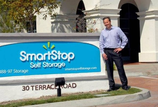 Good Times for Self-Storage