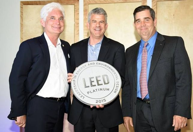 Houston Building Wins Highest LEED Score in Texas (Second in the Nation)