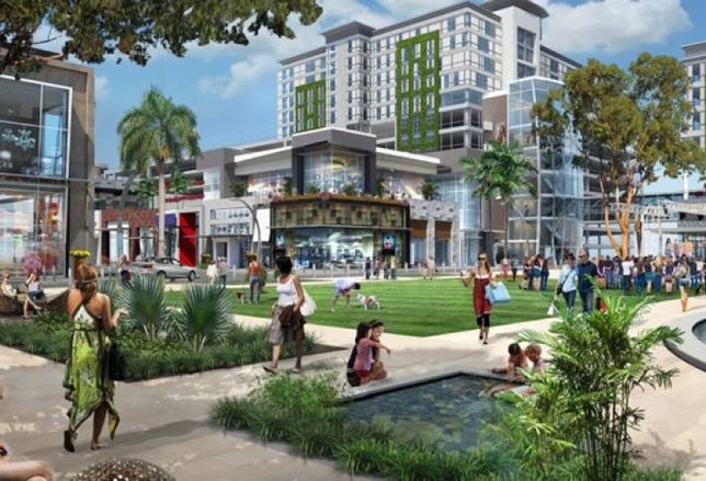 Metropica Plans 400k SF of Retail