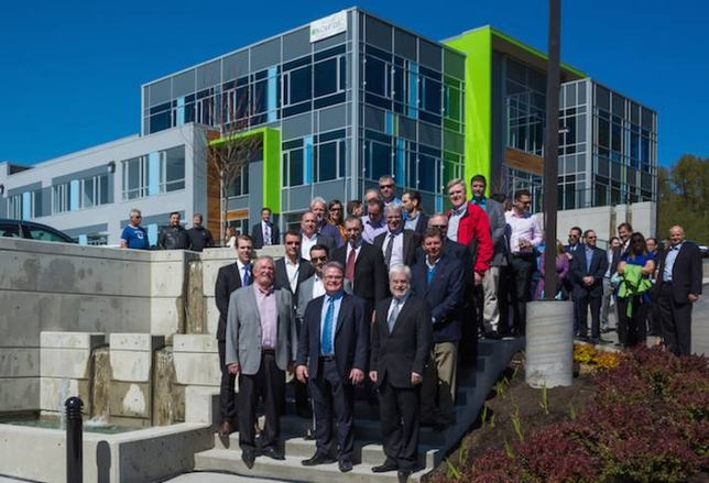 Eastlake Campus a Boon For Burnaby's High-Tech Hub