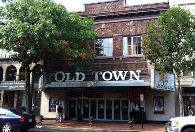 Old Town Theatre Under Contract