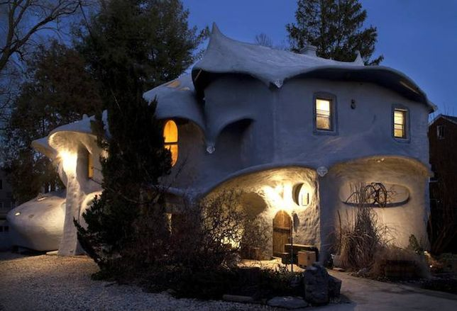 Bethesda's Mushroom House Finds a Buyer