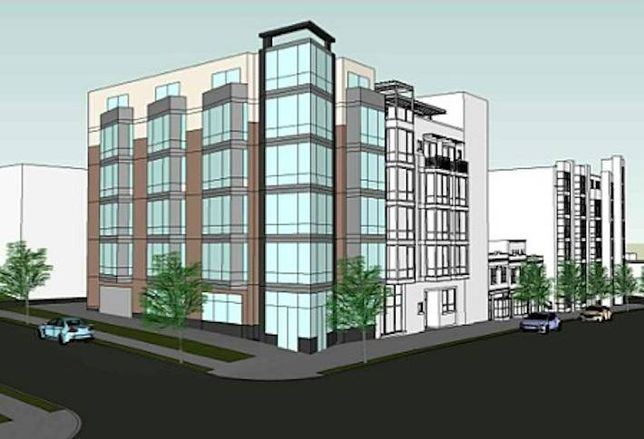 20 Resi Units to Replace Petworth Funeral Home