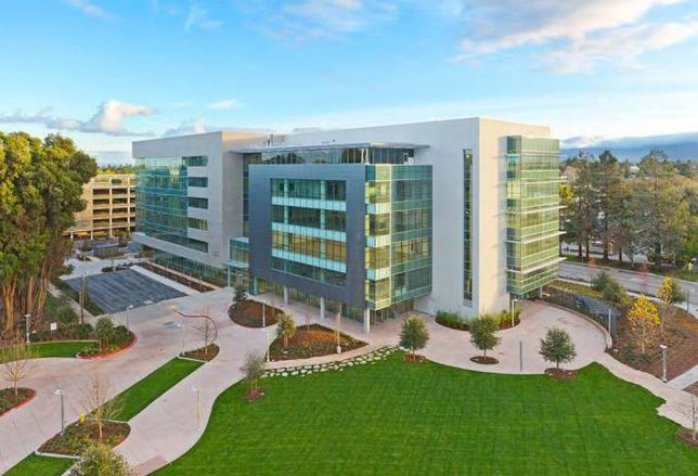 Samsung Buys 385k SF Mountain View HQ