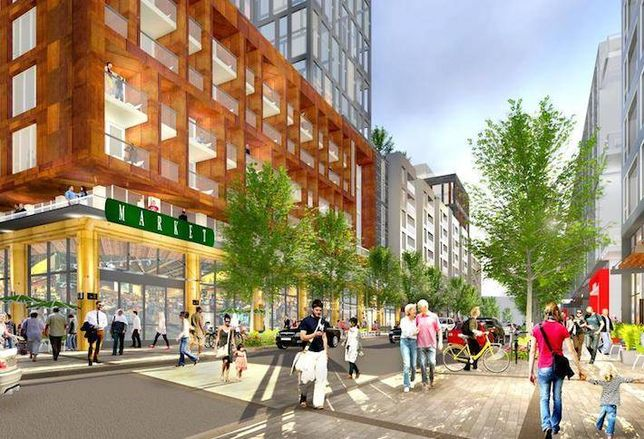 DC's Largest Whole Foods is Coming to The Boro