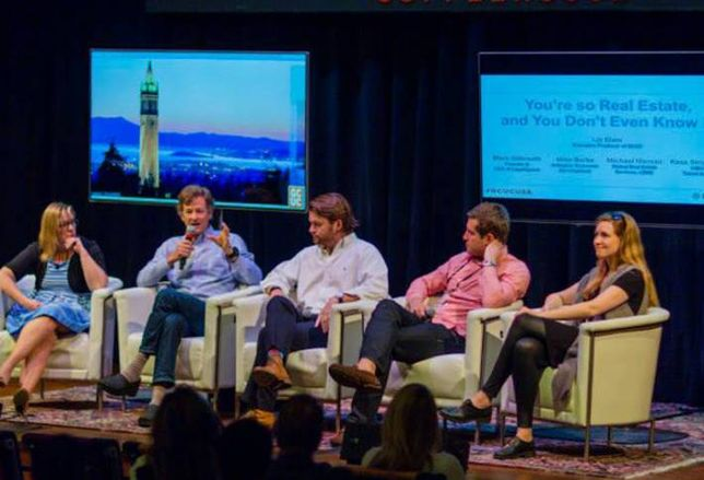 An 'Unconference' Conference Wraps In Berkeley