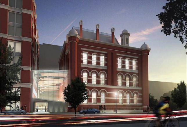 DC Firms Compete to Transform Historic Franklin School
