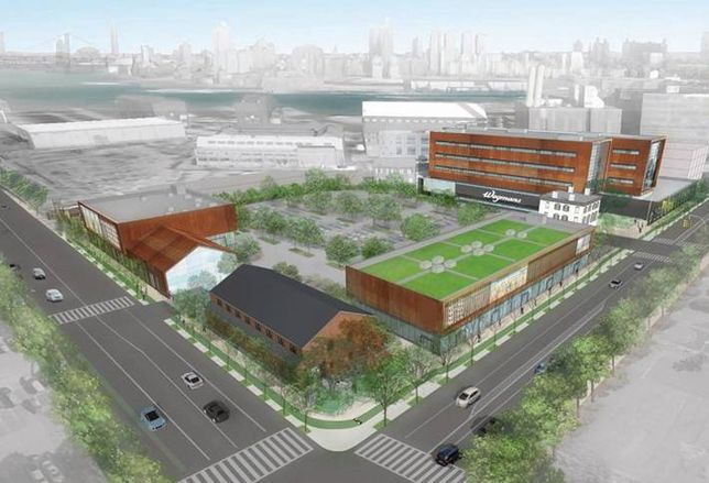 Wegman's Coming to Brooklyn