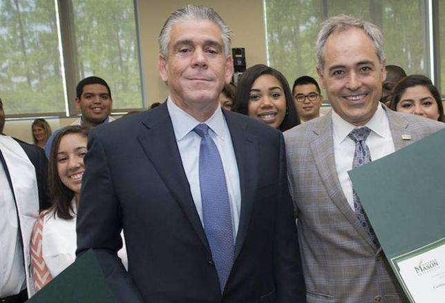 United Bank's Big Donation to GMU